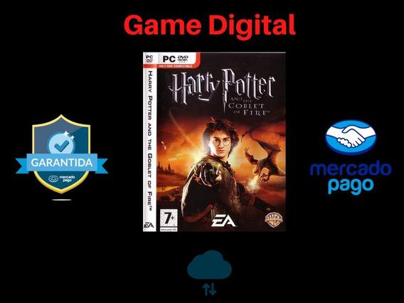Harry Potter E O Cálice De Fogo + Brinde Mídia Digital Pc