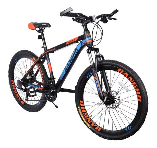 Bicicleta Rodado 26 Bangho Nuevas 2019 Aluminio Cf-1182d