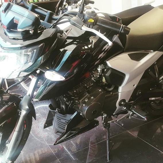 Moto Tvs Rtr 160 Entrega Ya
