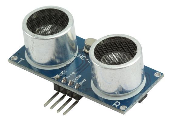 Módulo Sensor De Distância Ultrassônico Hc-sr04