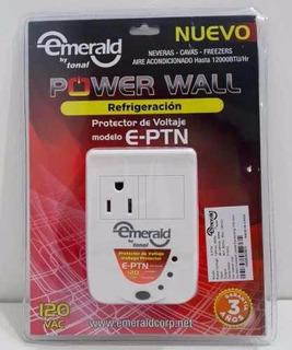 Protector De Corriente Voltaje 110v Refrigeración,a/a Emeral