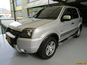 Ford Ecosport Mt 2.0 4x4