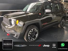 Jeep Renegade Trail Hawk 2017 4x4 Diesel Nuevo