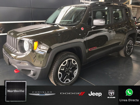 Jeep Renegade 2.4 Trailhawk Turbodiesel Nueva Linea 0km 2018