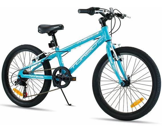 Bicicleta Turbo Niño / Niña R20 Diseño Sport Y Seguridad