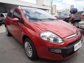 Fiat Punto 1.4 Attractive 16v Flex Manual