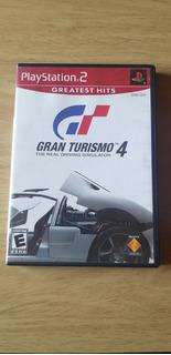 Videojuego Para Playstation 2 Ps3 Gran Turismo 4