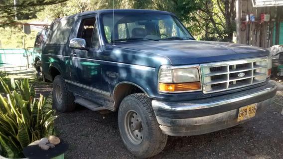 Ford Bronco 96 Automatica