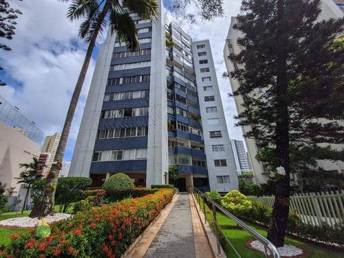 Imagem 1 de 30 de Apartamento Com 3 Quartos À Venda, 112 M² Por R$ 470.000 - Itaigara - Salvador/ba - Ap1163