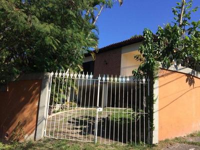 Casa Residencial Para Locação, Vila Progresso, Niterói. - Ca0052