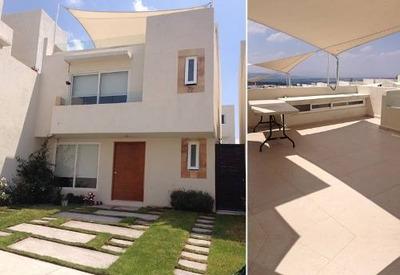 Hermosa Casa En Cumbres De Juriquilla, Roof Garden, 3 Recámaras, 3.5 Baños, Lujo