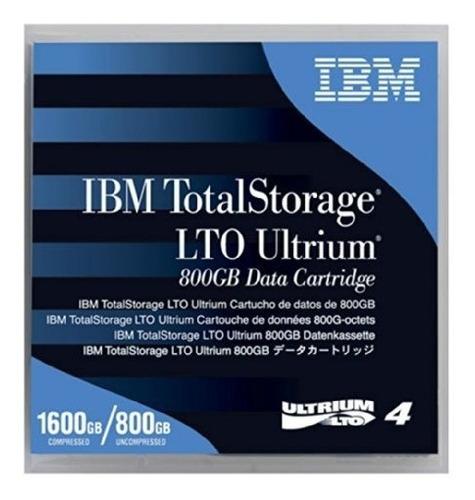 Imagen 1 de 1 de Ibm Refurbish Lto 4 Ultrium Data Tape (800gb 1.6tb)