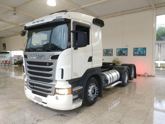 Scania R 440 2013 6x2 Automatica
