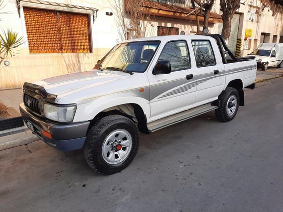 Toyota Hilux 3.0 D/cab 4x4 D Dx 2004