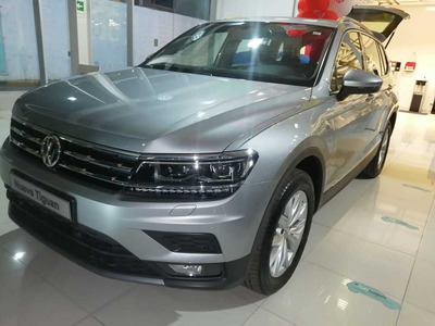 Volkswagen Tiguan 2.0 Tsi 7 Pasajeros 2020!!!!unica Unidad
