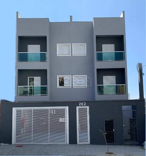 Imagem 1 de 16 de Cobertura Com 2 Dormitórios À Venda, 114 M² Por R$ 450.000,00 - Vila Scarpelli - Santo André/sp - Co2352