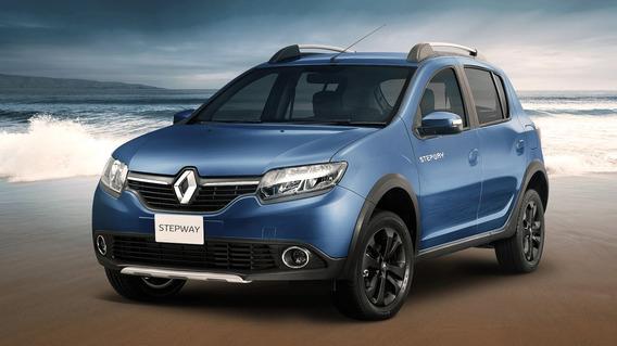 Renault Stepway 2019 1.6 Intens Mt