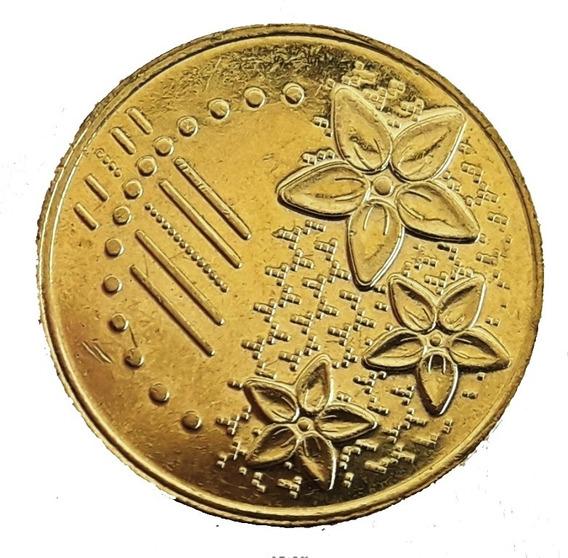 Malasia Moneda De 20 Sen Del Año 2016/17/18 - Sin Circular