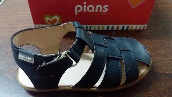 Sandalias Azules Nene N° 24