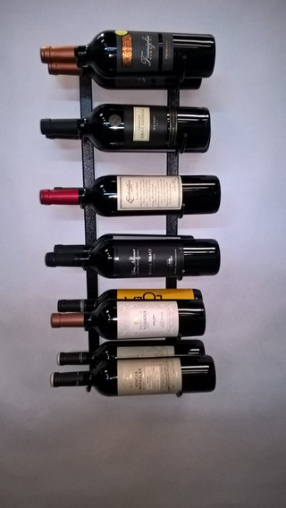 Soporte 12 Botellas Bar Bodega Vino