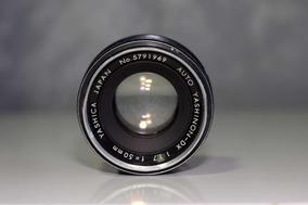 Yashica Yashinon-dx 50mm 1.7