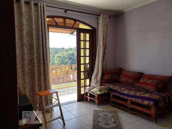 Casa Para Aluguel - Caxambu, 3 Quartos, 450 - 893108318