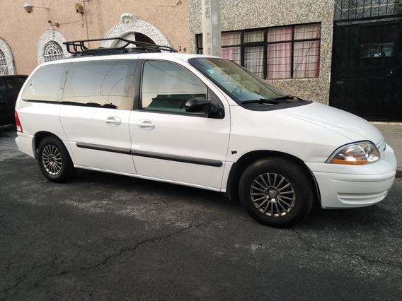 Ford Windstar Lx Plus Mt 2001