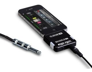 Line 6 Mobile In. Conecta Tu Guitarra A Tu iPhone/iPod/iPad