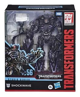 Shockwave Transformers Studio Series #56 Leader Class