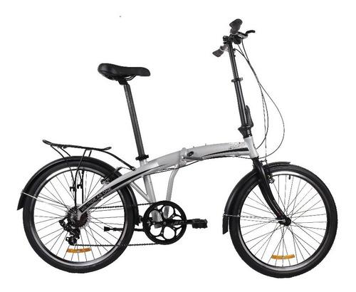 Bicicleta Dtfly Phantom 2019 Plegable Rin 24  Shimano 7 Vel