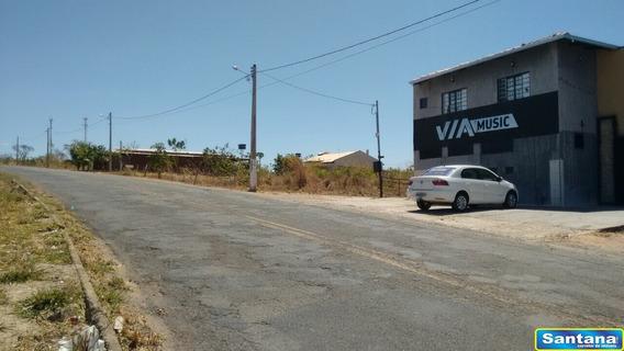 02800 - Terreno, Parque Termas De Caldas - Caldas Novas/go - 2800