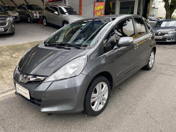 Honda Fit Ex 1.5 16v (flex) (aut) Flex Automático