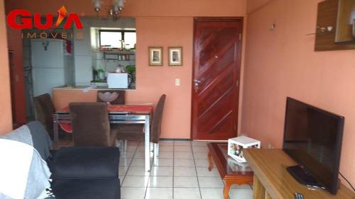 Imagem 1 de 15 de Apartamento Com 03 Quartos Em Frente Ao Sesi Parangaba - 1760