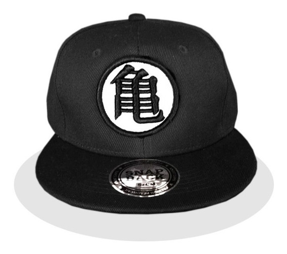 Goku Dragon Ball Goku Black Super Logo Bordado Gorra