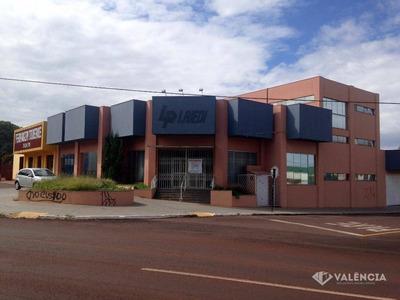 Sala Comercial Para Locação, Centro, Cascavel - Sa0038. - Sa0038