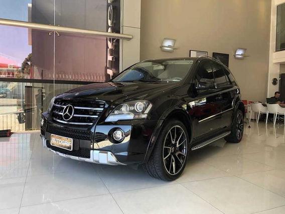 Mercedes-benz Ml 63 Amg 4x4 6.2 V-8 4p