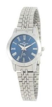 Relógio Backer Feminino Damme 10212123f Az Original Barato
