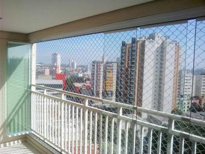 Apartamento Com 3 Dormitórios À Venda, 84 M² Por R$ 580.000 - Ap1133