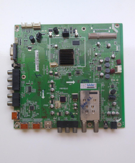 Placa Principal Tv H-buster Modelo Hbtv4203fd