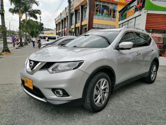 Nissan X-trail Fe Tp 2.4 4x4 2017