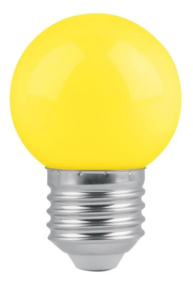 Foco Led Color Amarillo G45 B46028