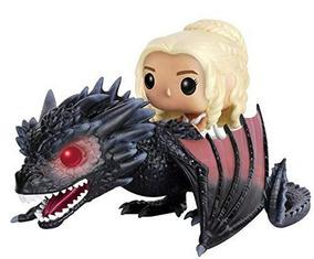 Funko Game Of Thrones - Daenerys & Drogon (envio Imediato)