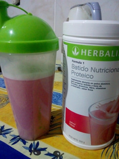 Dos Batidos Nutricionales Herbal.