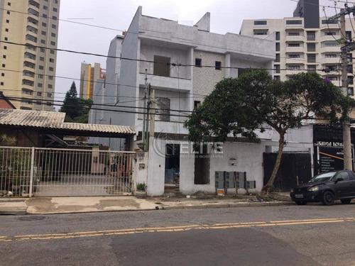 Cobertura Com 2 Dormitórios À Venda, 104 M² Por R$ 410.000,00 - Vila Assunção - Santo André/sp - Co1868