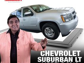 Chevrolet Suburban Lt 5p Paq A Atm V8 5.8 L