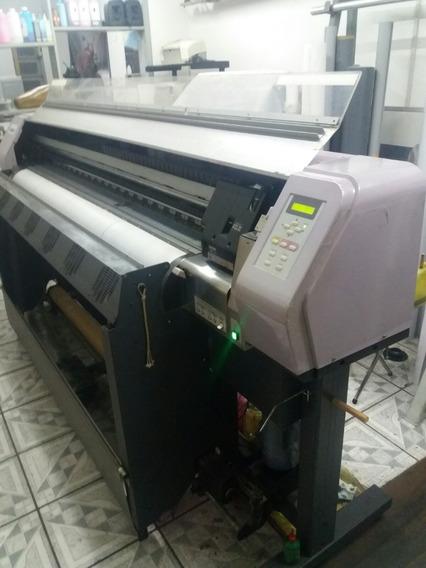 Plotter De Impressão Digital Mimaki Jv3 Modelo 160sp