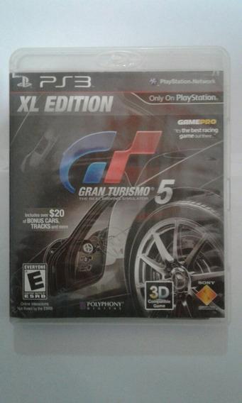 Jogo - Ps3 / Gran Turismo 5