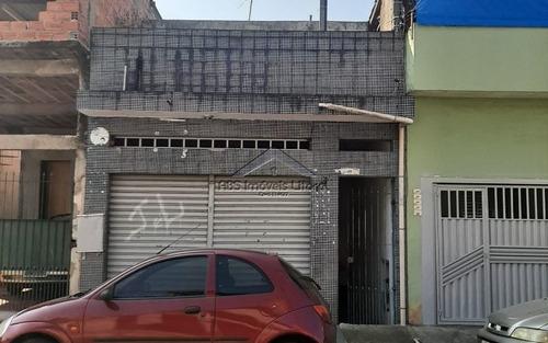 Imagem 1 de 15 de Casa Para Locação No Pq Res Cocaia Em São Paulo - Sp