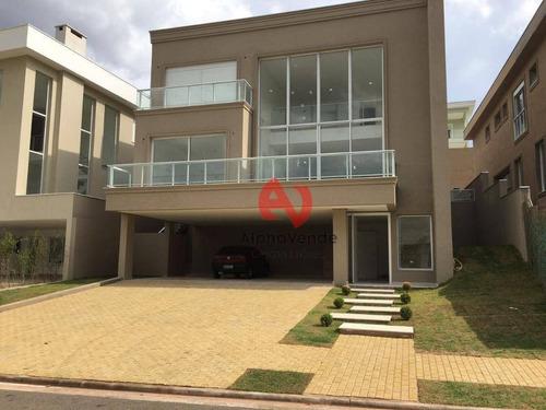 Imagem 1 de 22 de Casa Com 4 Suítes À Venda, 430 M² Por R$ 2.890.000 - Alphaville - Santana De Parnaíba/sp - Ca5732