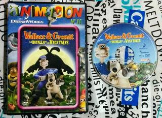 Wallace & Gromit : La Batalla De Los Vegetales - Original